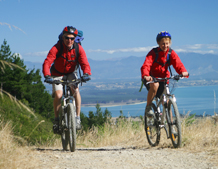 Cycling and Mountain Biking Nelson New Zealand
