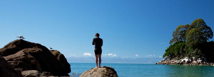 Abel Tasman 3 day private hiking