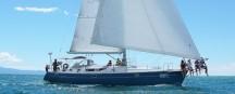 Abel Tasman private scenic yacht trip