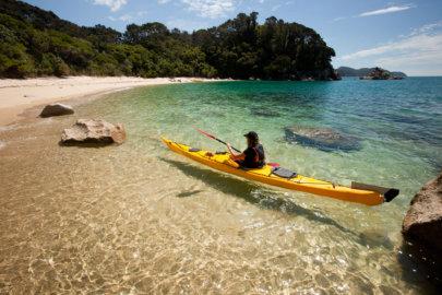 Abel Tasman Sea Kayak