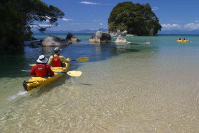 Abel Tasman Sea Kayaking
