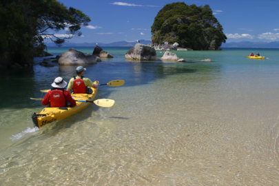 Abel Tasman Sea Kayaking