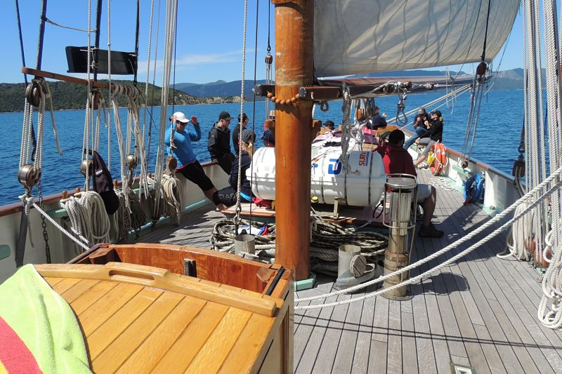 Marlborough Sounds Multisport Adventure